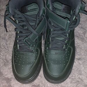 Med High Air Force Ones